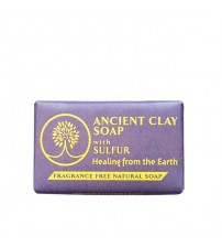 Ancient Clay Soap with Sulfur 6oz