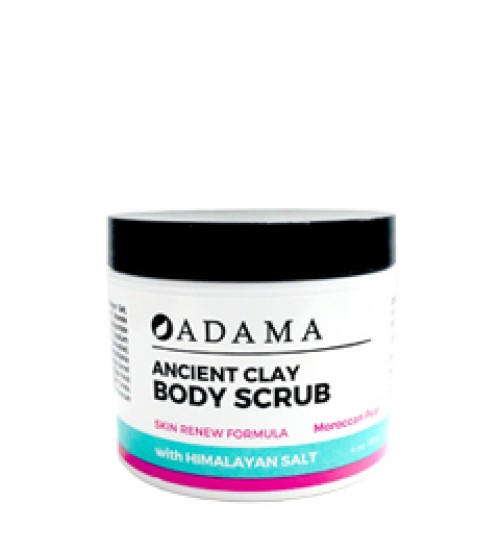 Adama Body Scrub - Moroccan Pear  - 4oz