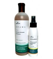 Adama Shine Intense Conditioning Hair Care Package