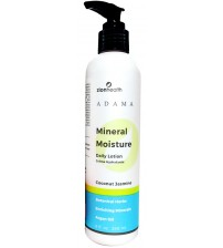 Zion Health Mineral Moisture Daily Lotion - Coconut Jasmine 8oz.