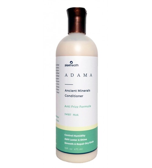 Adama Minerals Anti-Frizz Conditioner 16oz