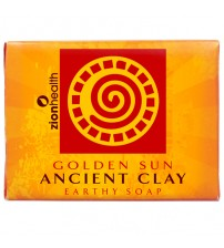 Ancient Clay Golden Sun Soap 10.5 oz