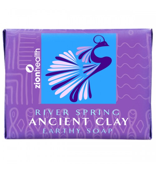 Ancient Clay River Spring Soap 10.5 oz