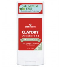 Clay Dry Bold - Winter Oak Deodorant