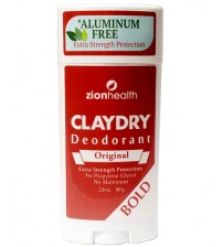Clay Dry Bold - Original Deodorant 2.8oz.