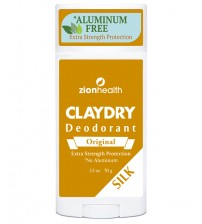 Clay Dry Silk - Original Natural Deodorant