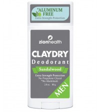 Clay Dry Bold - Sandalwood For Men 2.8oz.