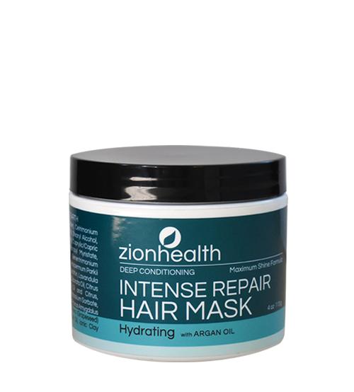 Deep Conditioning Intense Repair Hair Mask with Argan Oil - 4 oz