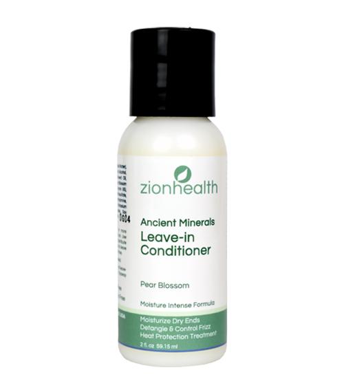 Zion Health Minerals Leave-In Conditioner 2oz