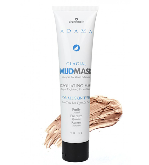 Glacial Mud Mask: Anti-Aging Mineral Mask