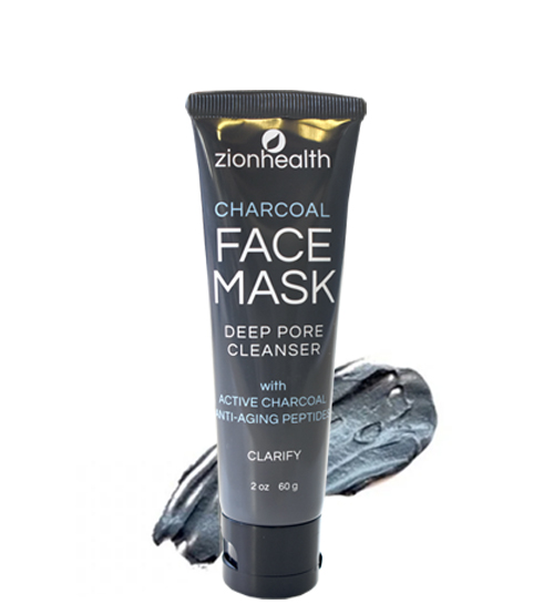 Zion Health Charcoal Mask 2oz