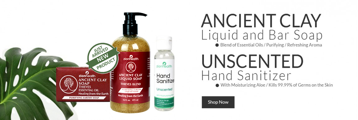 NEW LIQUID SOAP BANNER