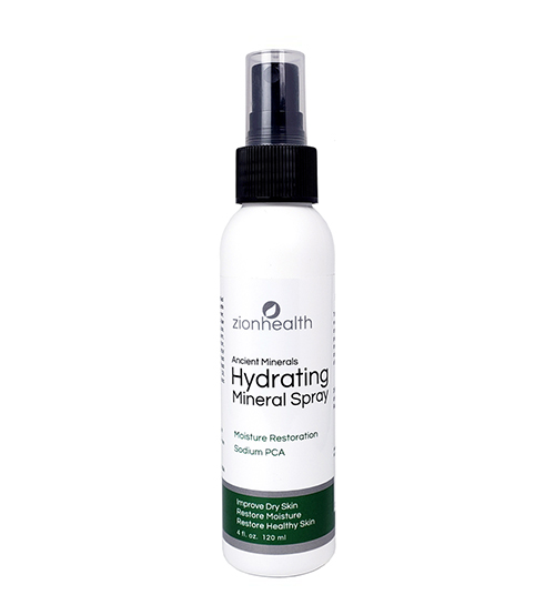 Hydrating Mineral Spray