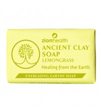Ancient Clay Soap - Lemongrass 6oz