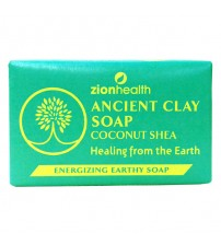 Ancient Clay Soap Coconut Shea 6 oz