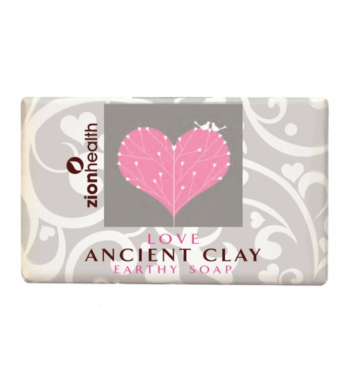 Ancient Clay Soap -  Love 6oz