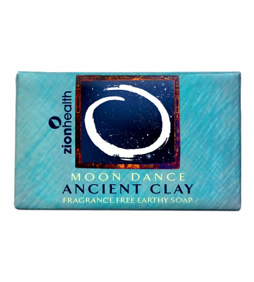 Ancient Clay Soap For Sensitive Skin - Moon Dance - 6oz