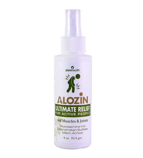 Alozin Pain Relief Spray