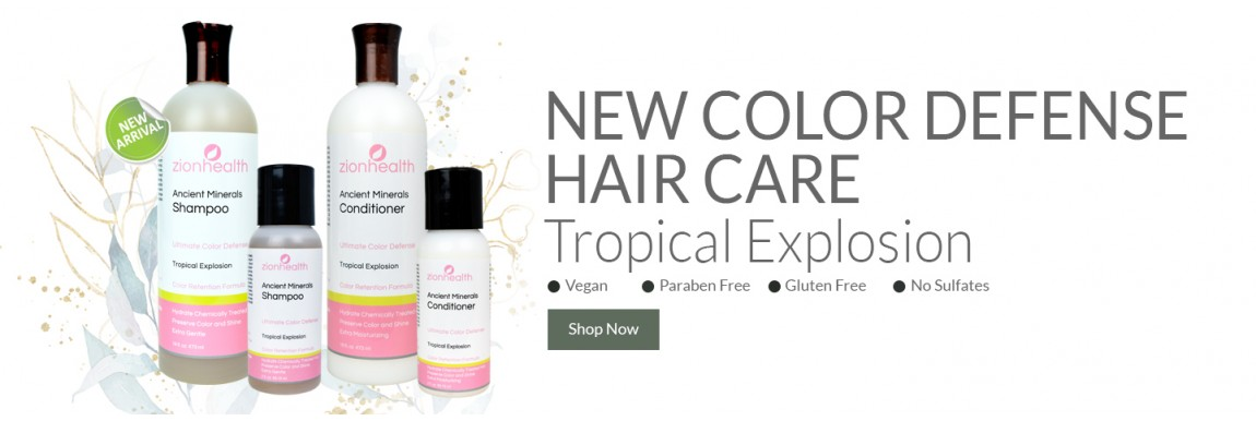NEW COLOR DEFENSE HAIR CARE