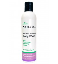 Adama Clay Body Wash 8oz