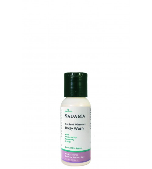 Adama Clay Body Wash 2oz