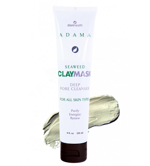 Seaweed Clay Mask - Purifying Mask - All Skin Types