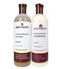 Adama Minerals Original Hair Care Package