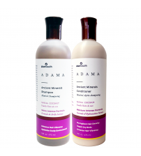 Adama Vanilla Coconut Natural Hair Package