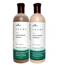 Adama White Coconut Natural Hair Package