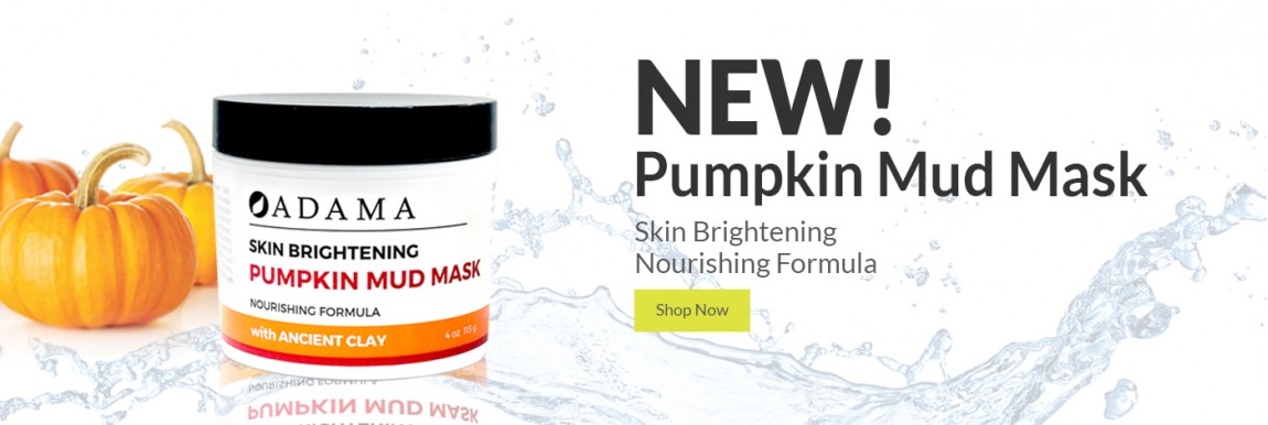 NEW PUMPKIN MUD MASK