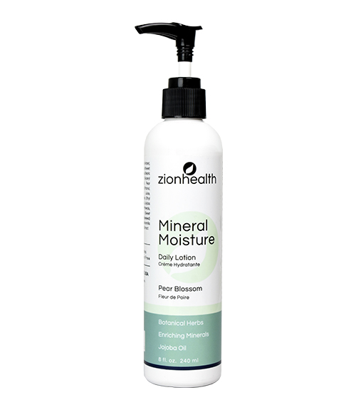 Mineral Moisture Daily Lotion - Pear Blossom 8oz