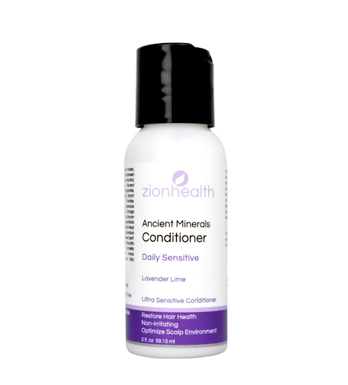 Zion Health Daily Sensitive Conditioner 2oz