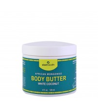 African Mongongo Oil Body Butter-  White Coconut