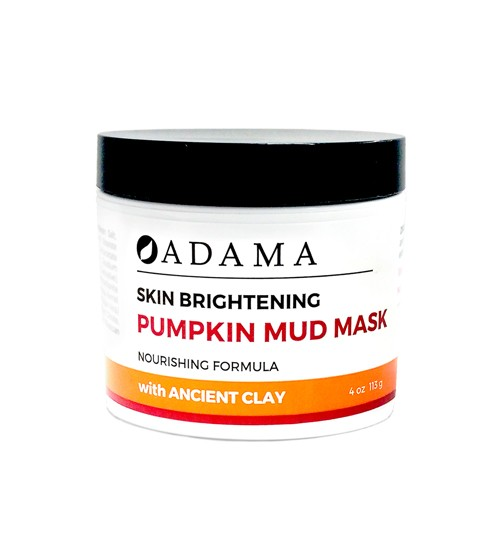 Pumpkin Mud Mask 4 oz.