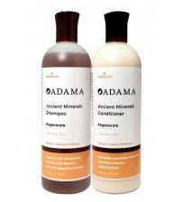 Adama Minerals Regenerate Hair Care Package