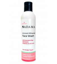 Adama Clay Face Wash 8oz