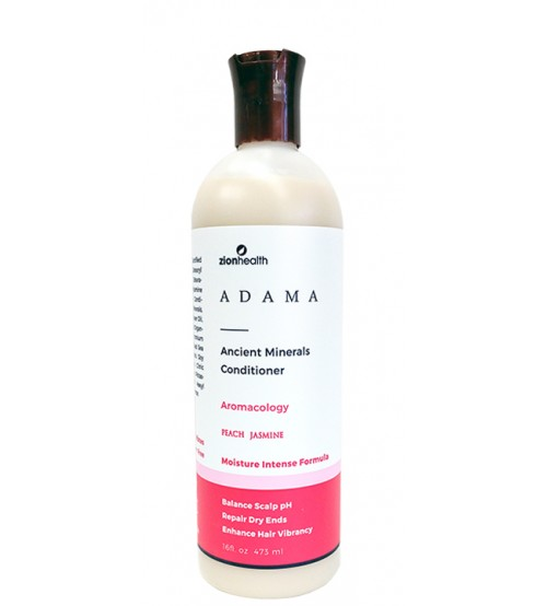 Adama Minerals Peach Jasmine Conditioner 16oz