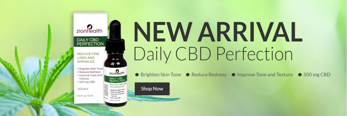 NEW DAILY CBD PERFECTION SERUM OIL