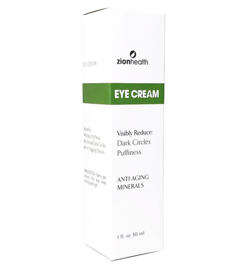 Eye Cream Anti-Aging Minerals 1 oz.