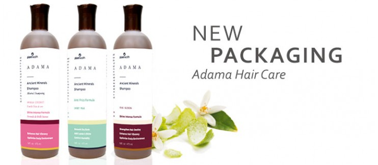 NEW Hair Care Packaging