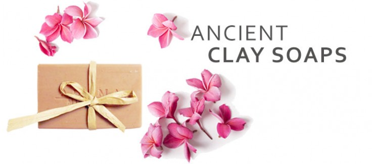 Ancient Clay Soaps